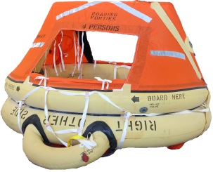 SMA8000 Series Aviation Rafts