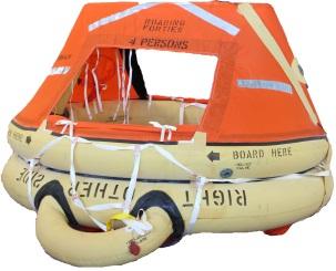 SMA8000 Series Aviation Rafts