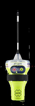 GlobalFix™PRO V4 406 EPIRB, Integral GPS