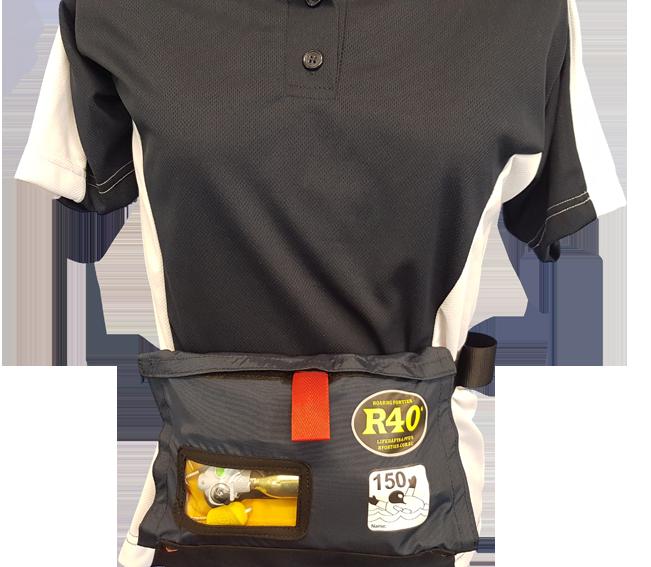 TRANSIT PFD SMA1901 in waist belt